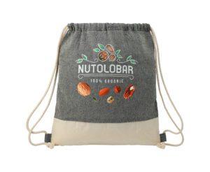 Recycled Cotton Drawstring Bag1