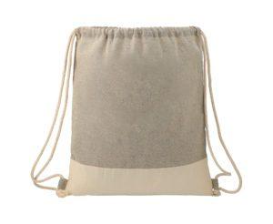 Recycled Cotton Drawstring Bag3