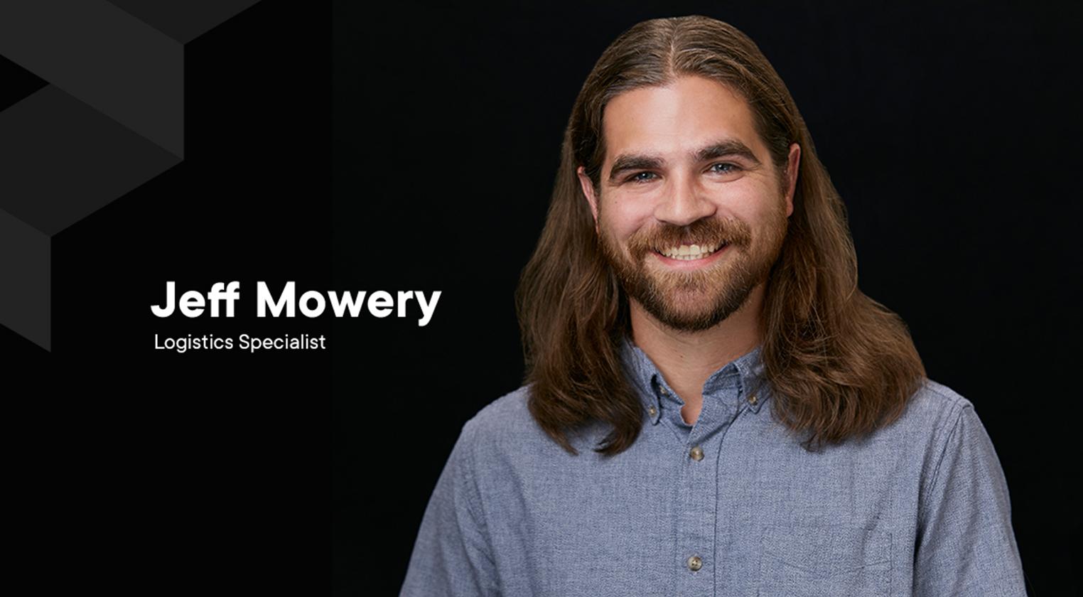 Meet Jeff Mowery