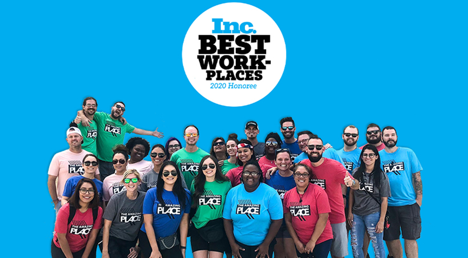 We Made the Best Workplaces List!