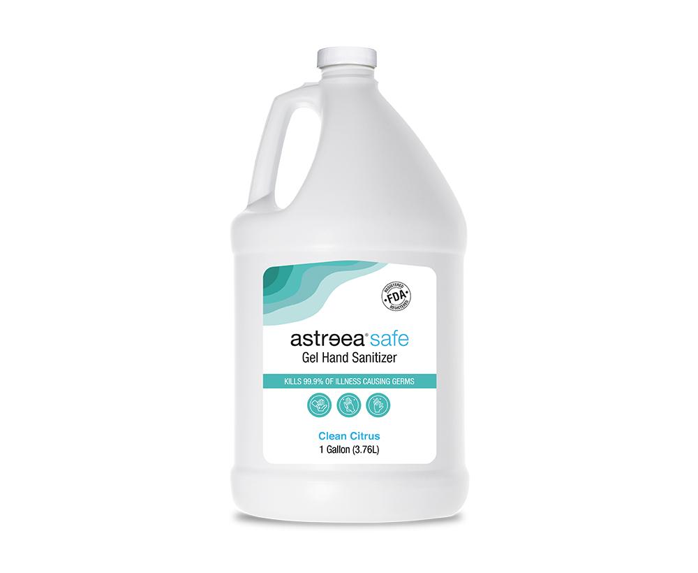 1Gal FDA Approved Sanitizer Gel