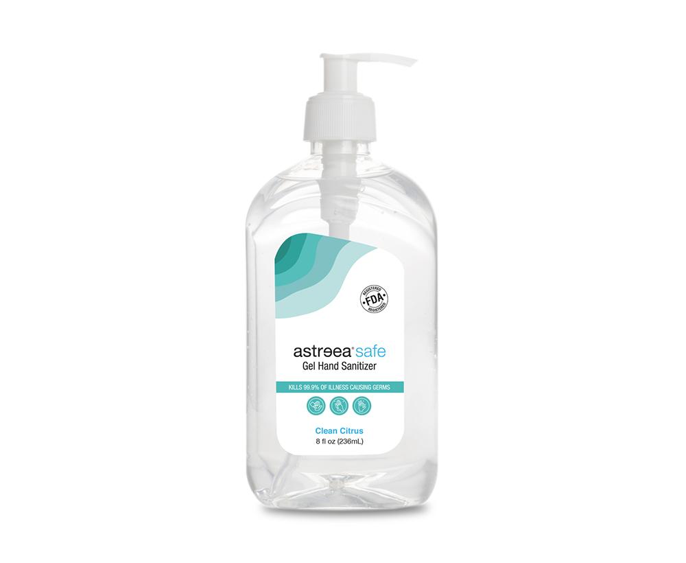8oz FDA Approved Sanitizer Gel