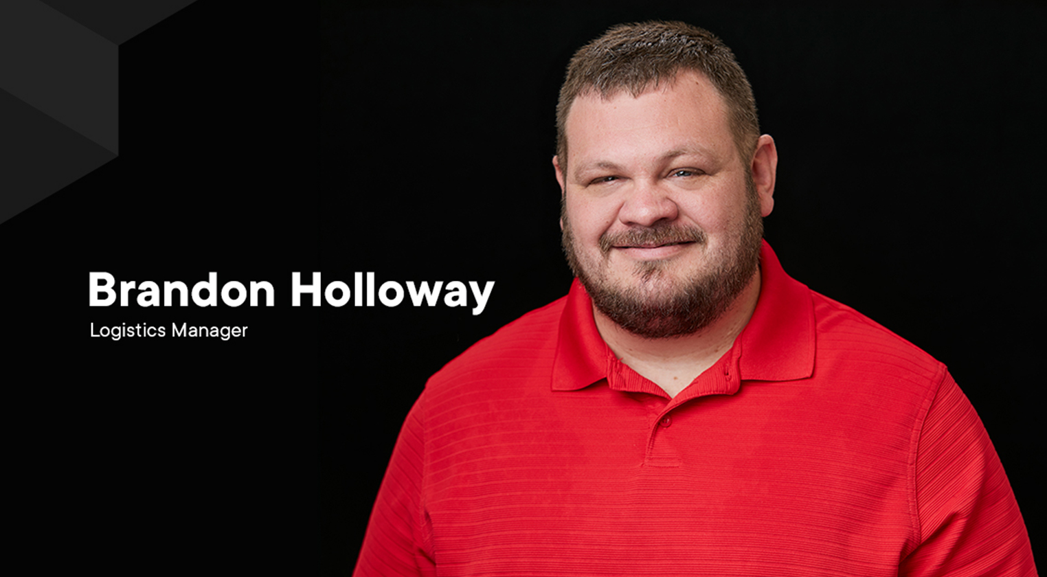 Meet Brandon Holloway