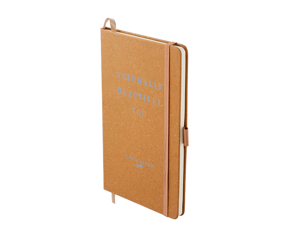 Recycled Leather Bound JournalBook®