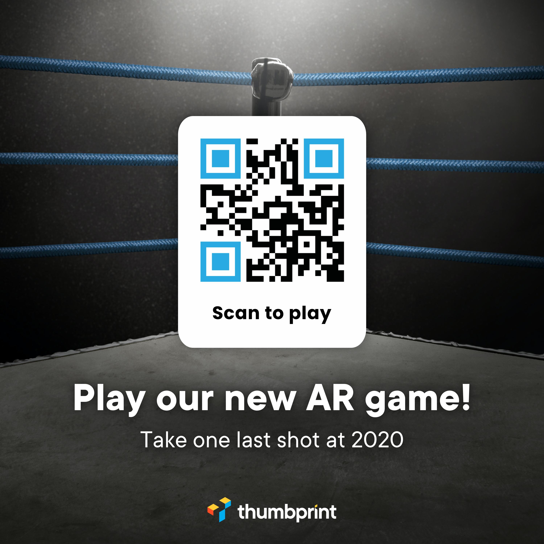 AR mini game