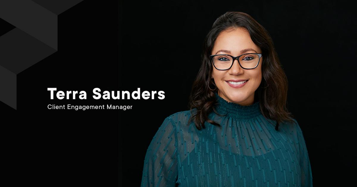 Meet Terra Saunders